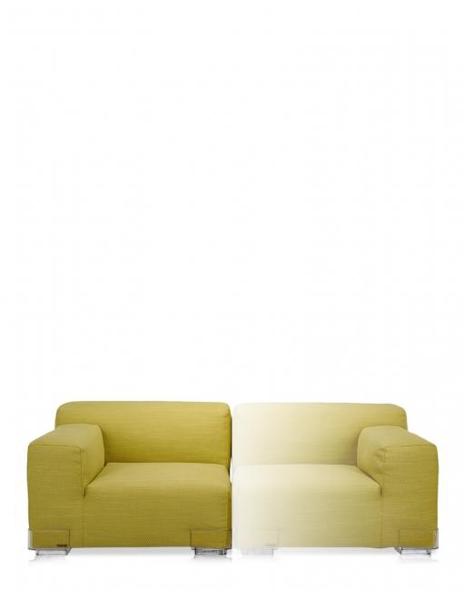 Großartig Sofa Grün Ideen Von Plastics Duo 88 Cm - Armlehne Links