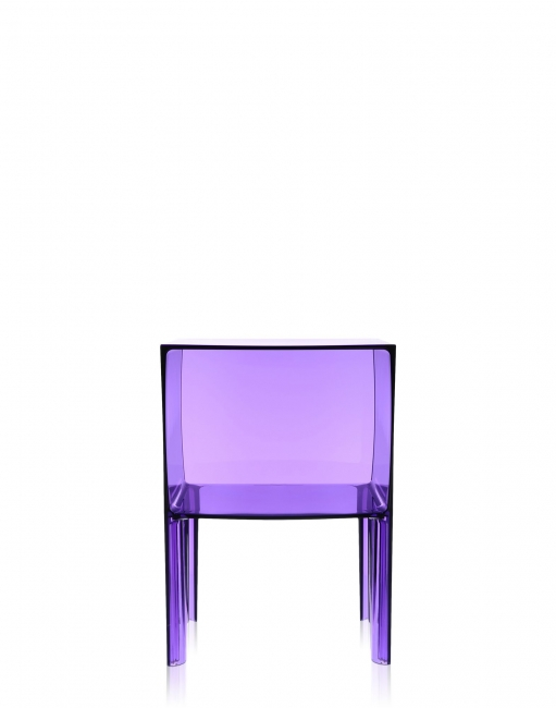 Ghost Buster Small - Transparentes Violett
